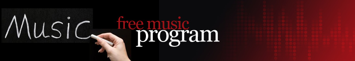 free music program